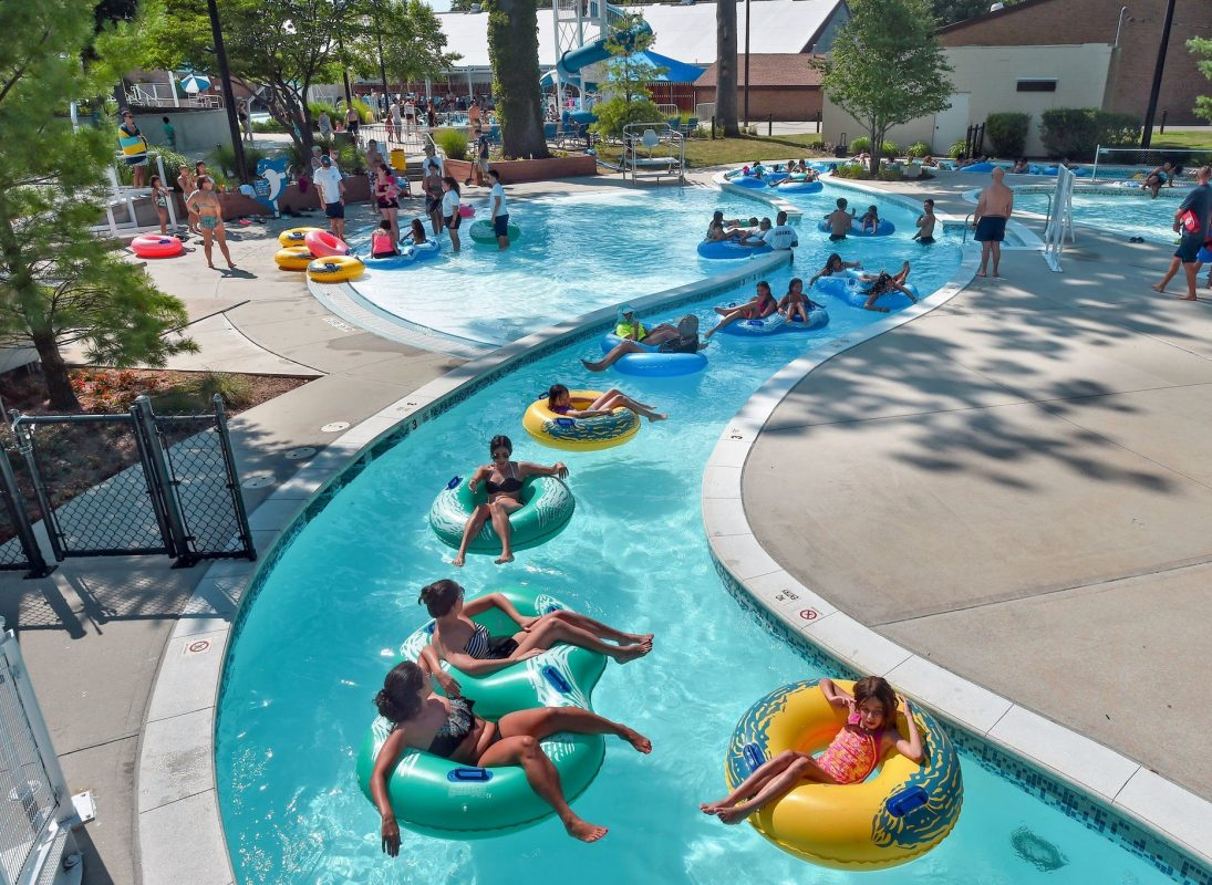 Parkwood Sports Complex Lazy River