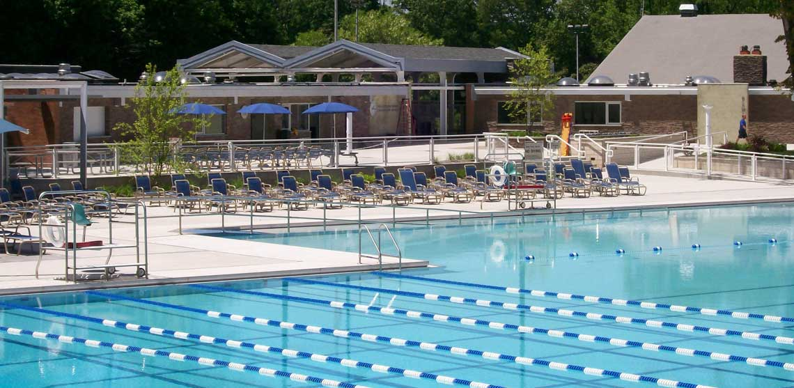 Parkwood Sports Complex Competition Pool