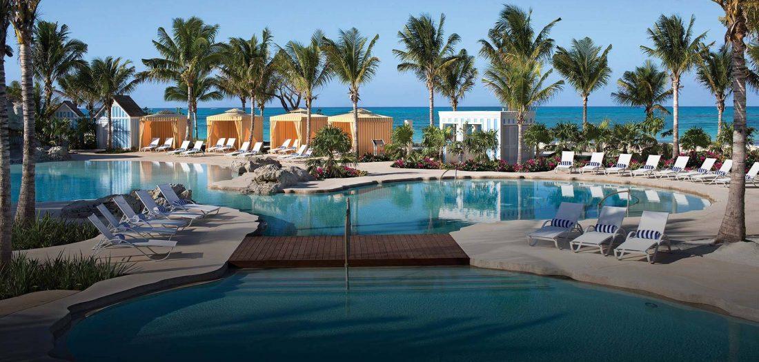 Baha Mar Dean's Blue Hole pool