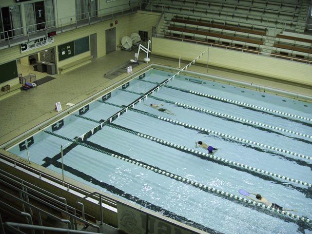 MSU Jenison Lap Pool