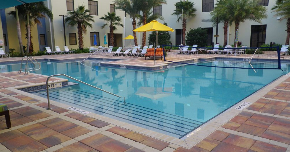 Northview at UCF Resort Style Pool