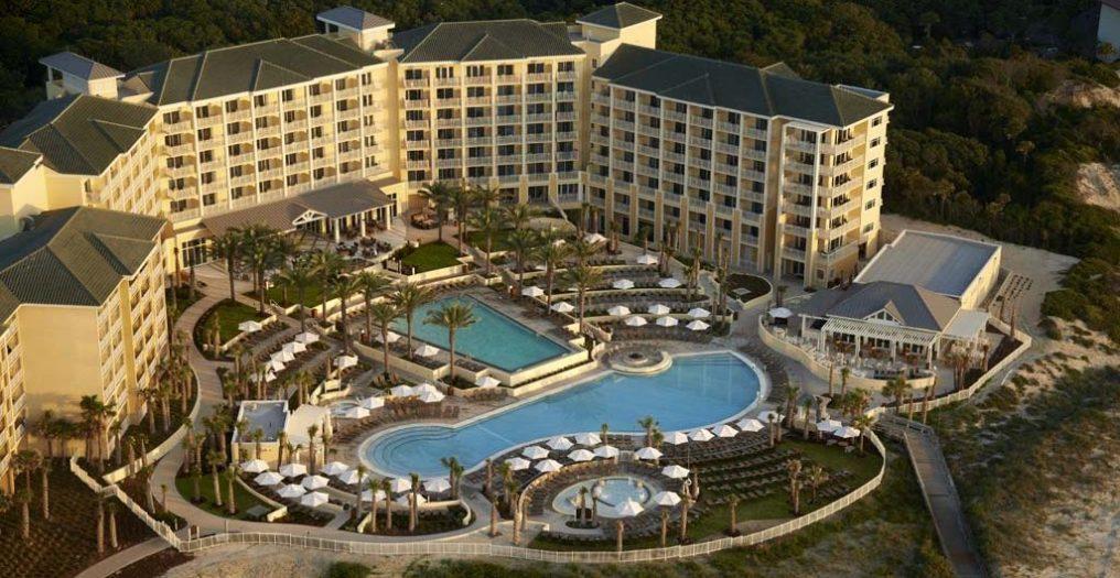 Omni Amelia Island Plantation Resort Poolscape