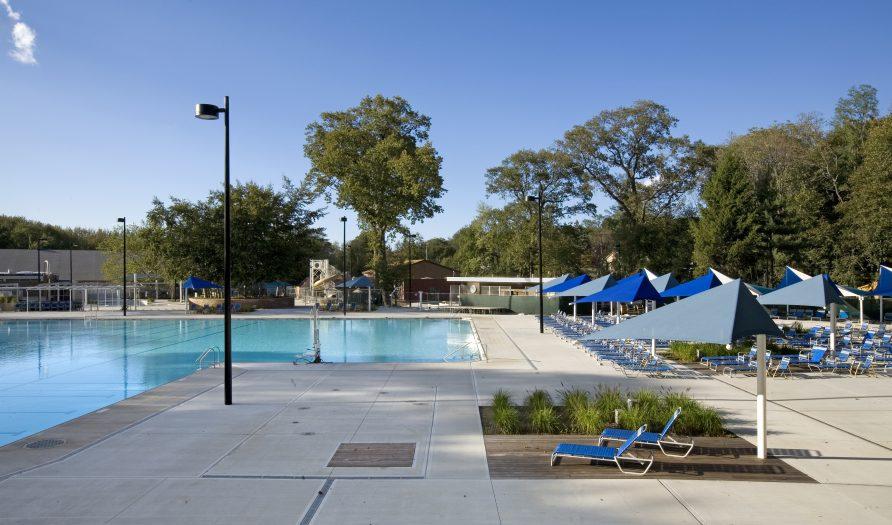 Parkwood Sports Complex Pool