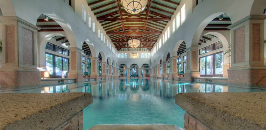 Conde Nast Traveler's readers: The Cloister at Sea Island Resort in Georgia at Number 19