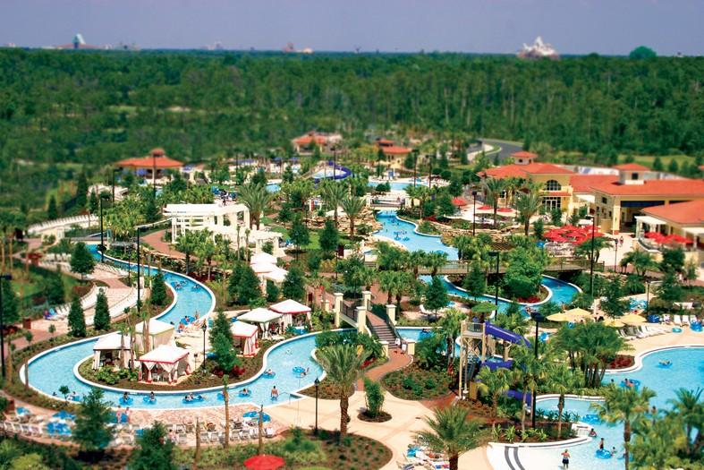 Orange Lake Resort's River Island Lazy River