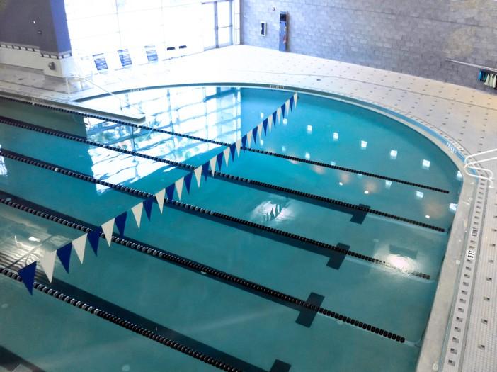 RDV Sportsplex Lap Pool