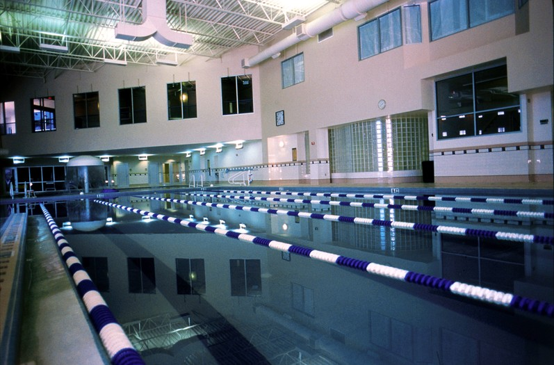 RDV Sportsplex Competition Pool