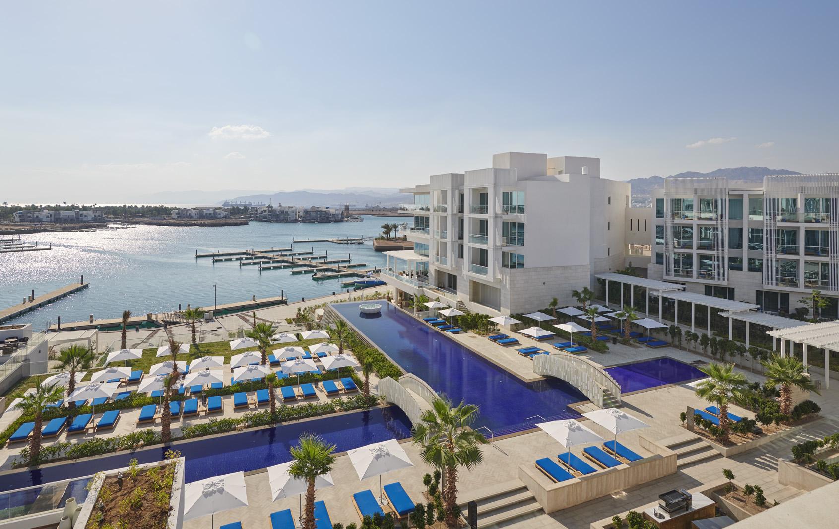 Hyatt Aqaba in Jordan