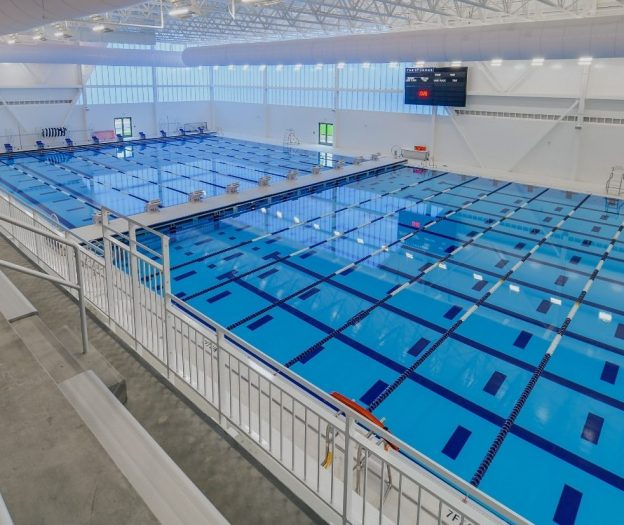 St. James Wellness Center Aquatic Facilities