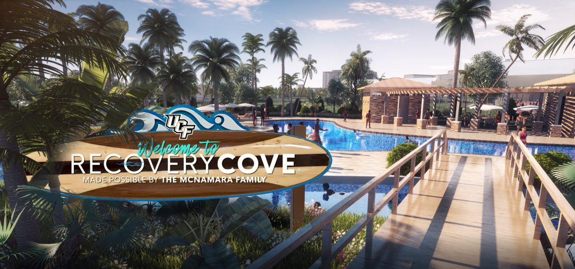 Recovery Cove Entrance