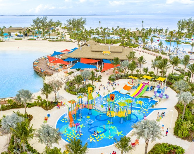 Perfect Day at CocoCay Splashaway Bay