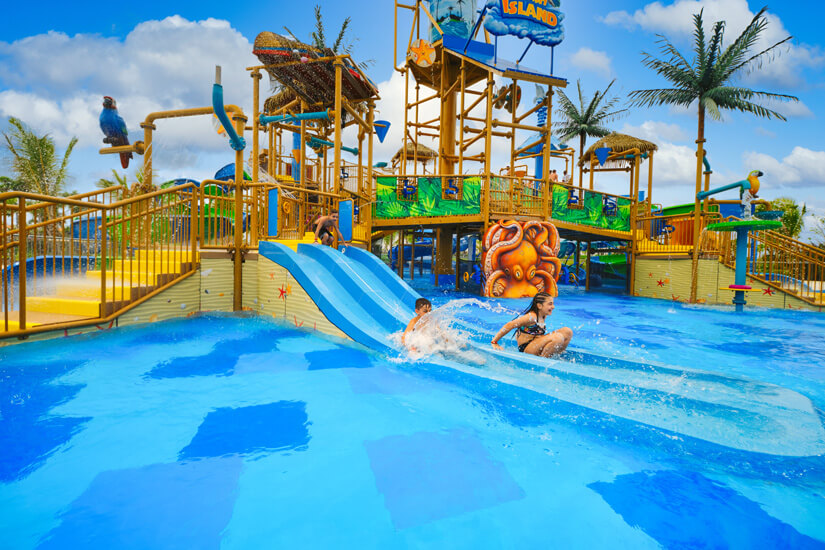children's water slides