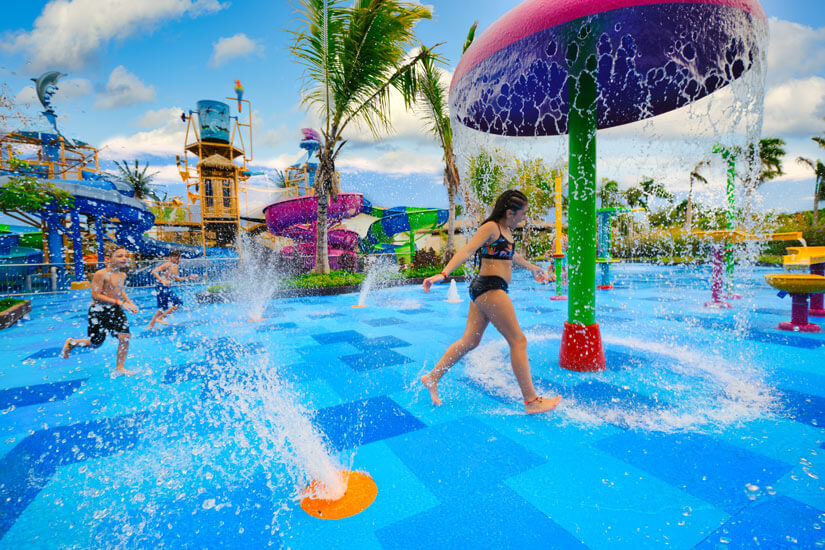 Costa Bavaro Resort splash pad